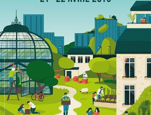 Farmbot invité aux 48 heures de l'agriculture urbaine