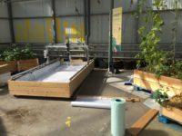 Préparation de l'nauguration de l'Agronaute à Nantes les 7 et 8 septembre 2019