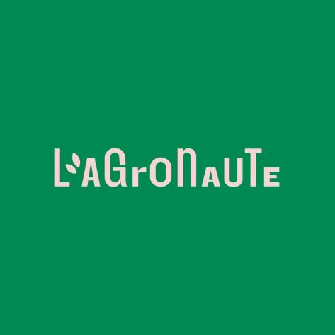 Logo l'Agronaute Nantes